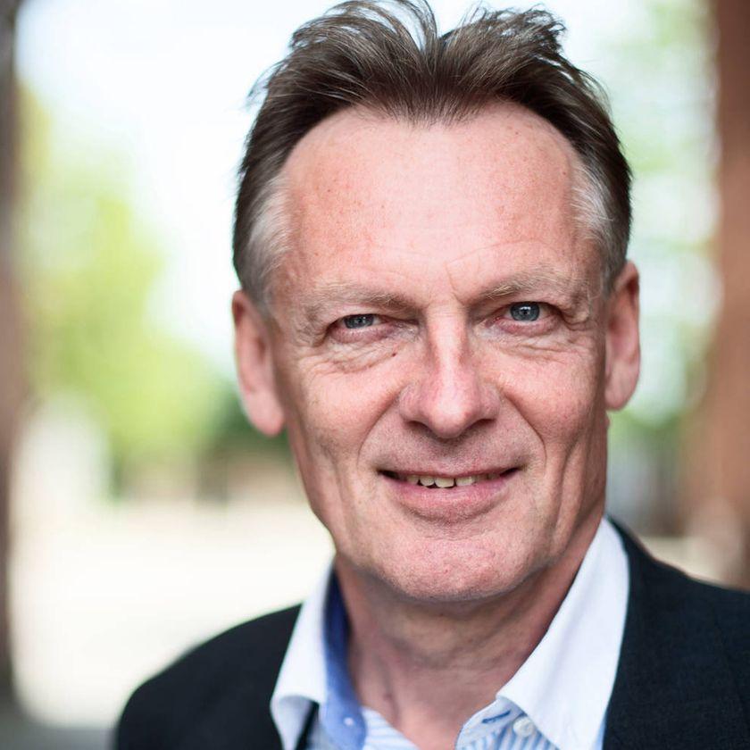 Portrætfoto af Anders W. Berthelsen
