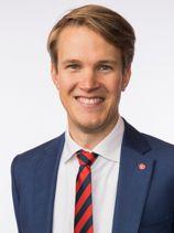 Profilbilde av Torstein Tvedt Solberg