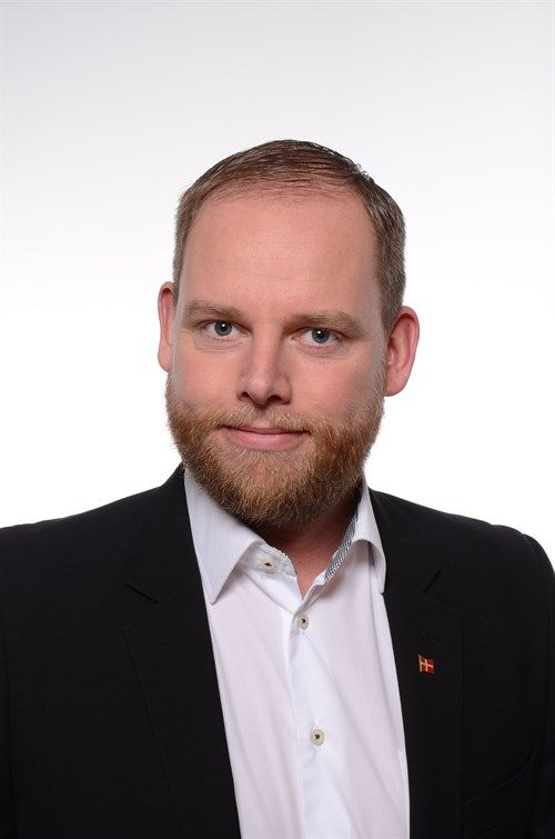 Profilbillede for Kasper Ravn Fredensborg