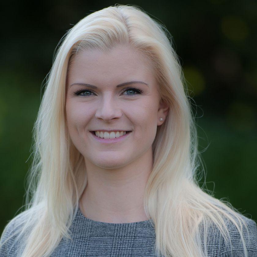 Katharina Fræer Grundholm