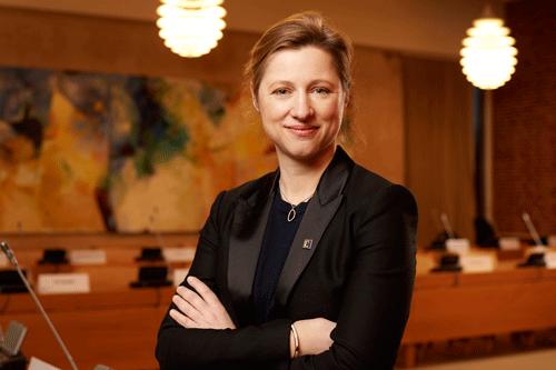 Profilbillede for Sophie Hæstorp Andersen
