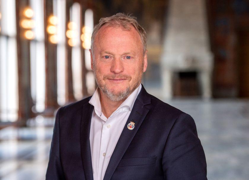 Profilbilde av Raymond Johansen