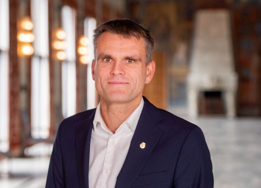 Profilbilde av Einar Wilhelmsen