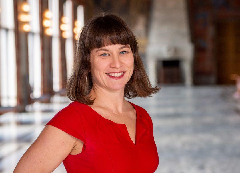 Profilbilde av Rina Mariann Hansen