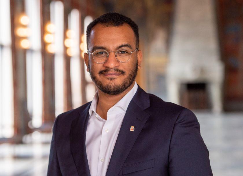Profilbilde av Omar Samy Gamal