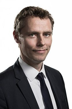 Profilbilde av Ola Borten Moe