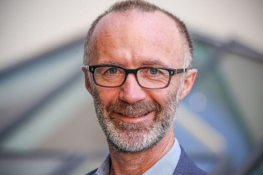 Profilbilde av Svein Magnar Eggesvik