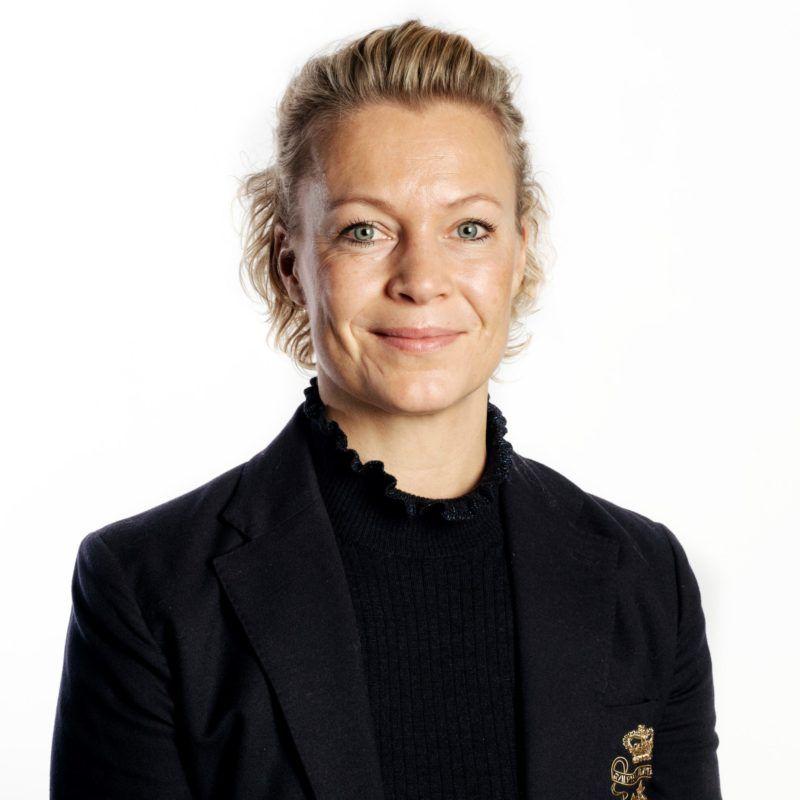 Dorthe Bjerregaard-Knudsen
