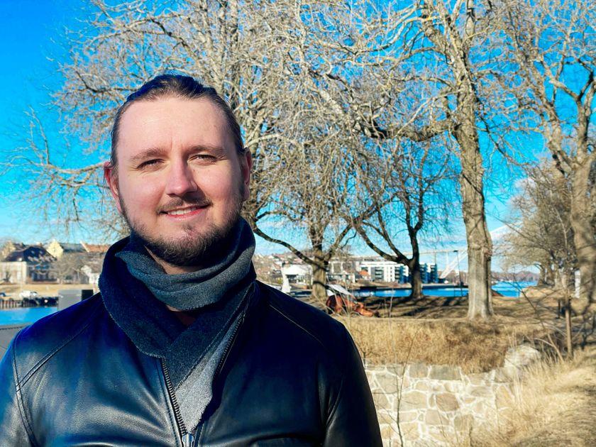 Profilbilde av Freddy Andre Øvstegård