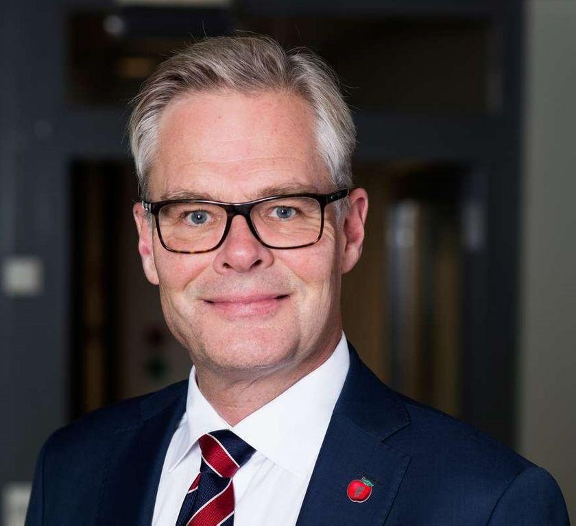 Profilbilde av Hans Andreas Limi