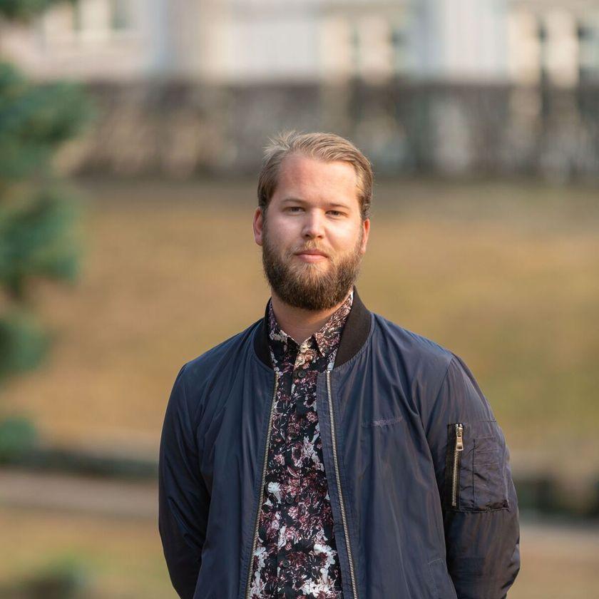 Profilbilde av Torleik Svelle