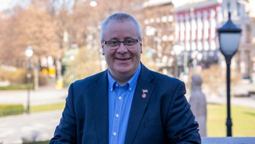 Profilbilde av Bård André Hoksrud