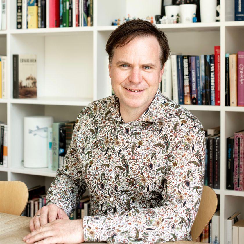 Profilbilde av Alfred Bjørlo