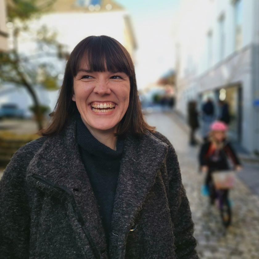 Profilbilde av Katrine Berg Nødtvedt