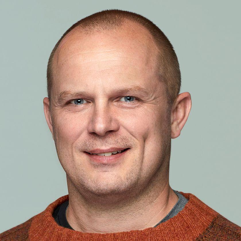 Søren Frøstrup-Agger