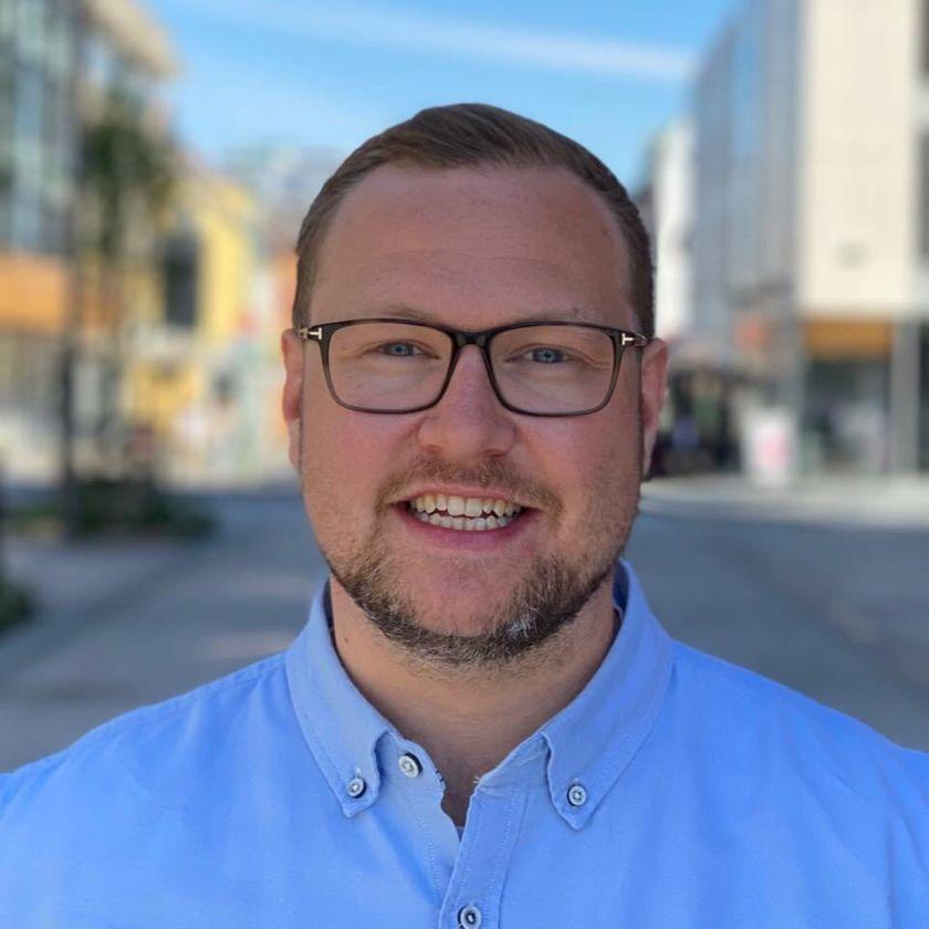 Profilbilde av Erlend Svardal Bøe