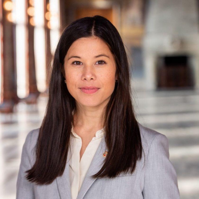 Profilbilde av Lan Marie Nguyen Berg
