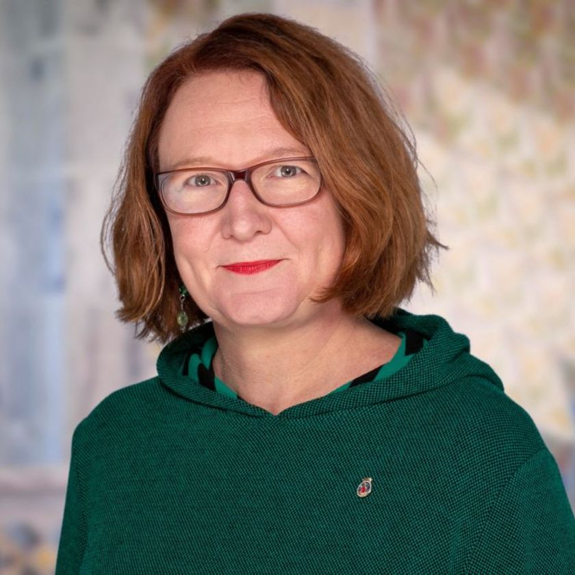 Profilbilde av Bjørg Sandkjær