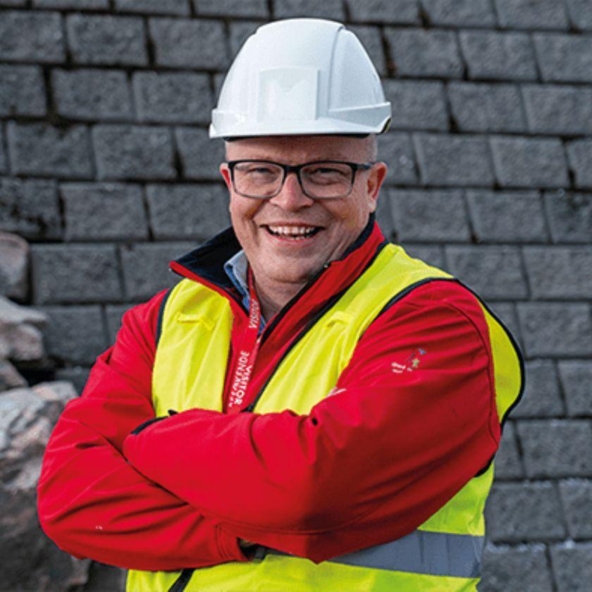 Profilbilde av Per Vidar Kjølmoen