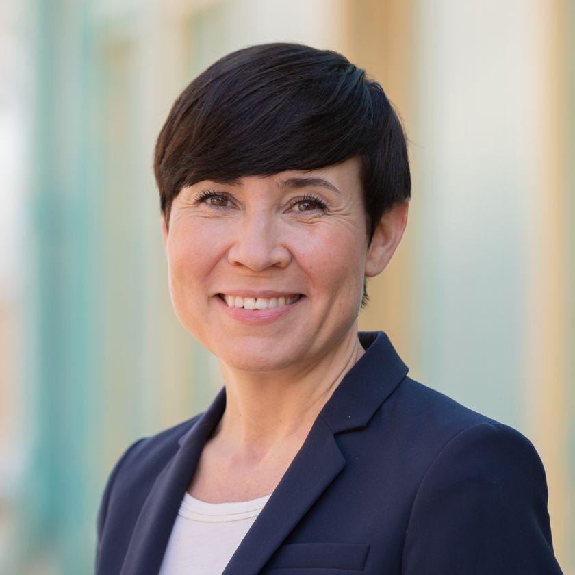 Profilbilde av Ine Eriksen Søreide