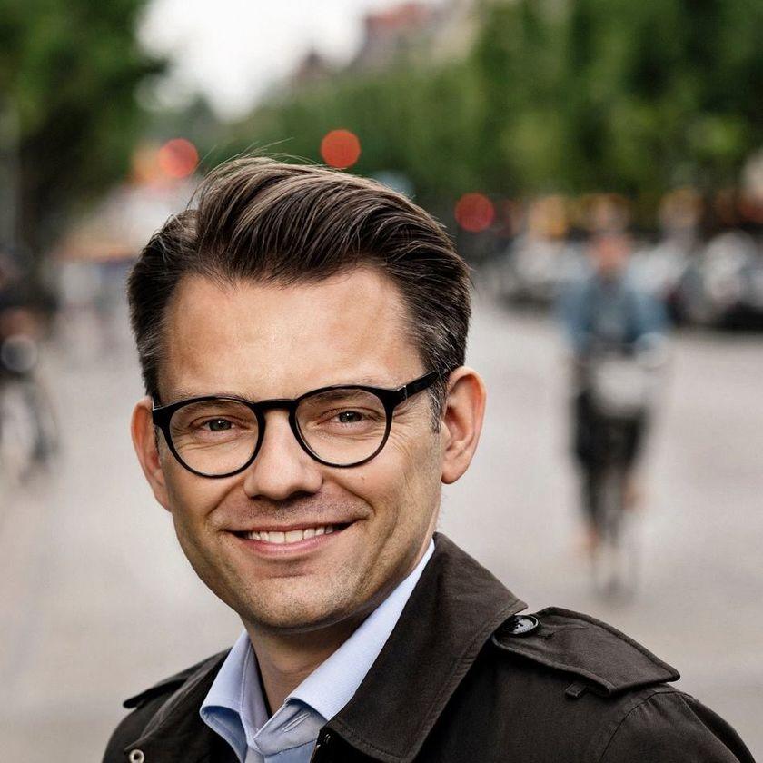 Profilbillede for Michael Vindfeldt