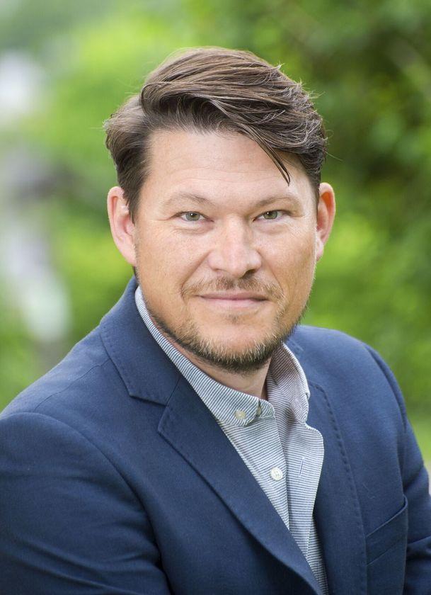 Portrætfoto af Claus Jørgensen