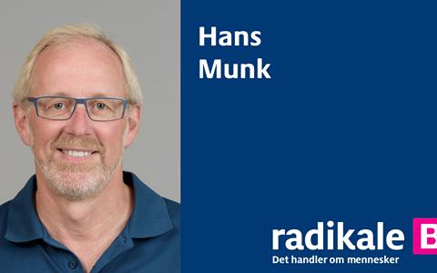 Profilbillede for Hans Munk