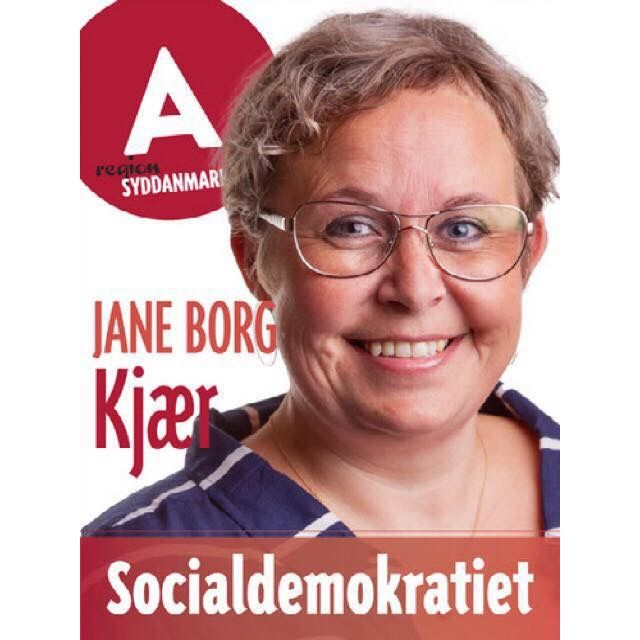 Jane Borg Kjær