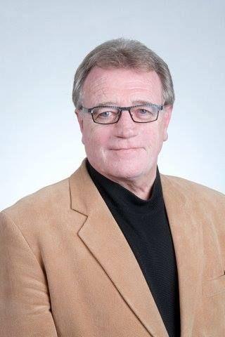 Portrætfoto af Svend Mathiasen