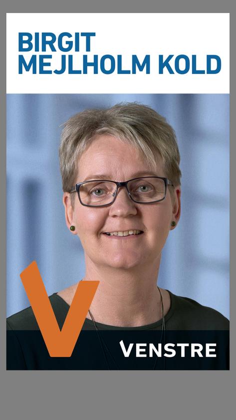 Birgit Mejlholm Kold