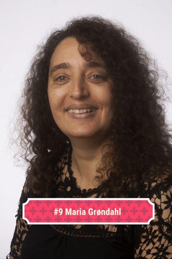 Maria Grøndahl