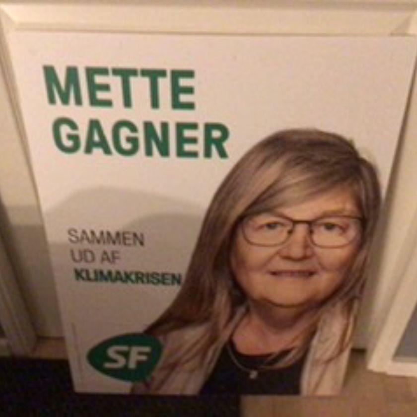 Profilbillede for Mette Gagner