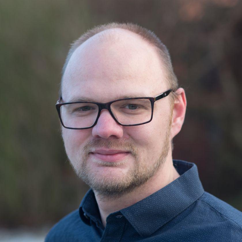 Profilbillede for Søren Sand Kirk