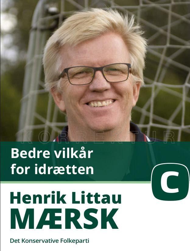 Henrik Littau Mærsk