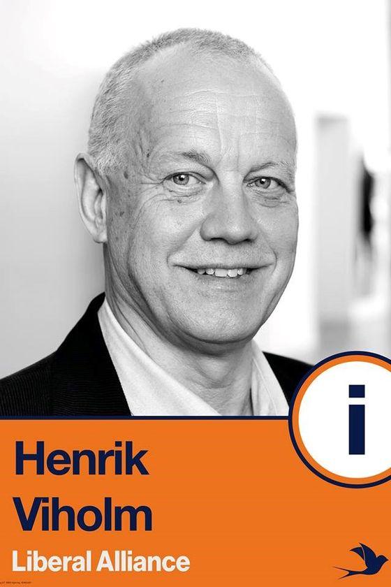Henrik Viholm