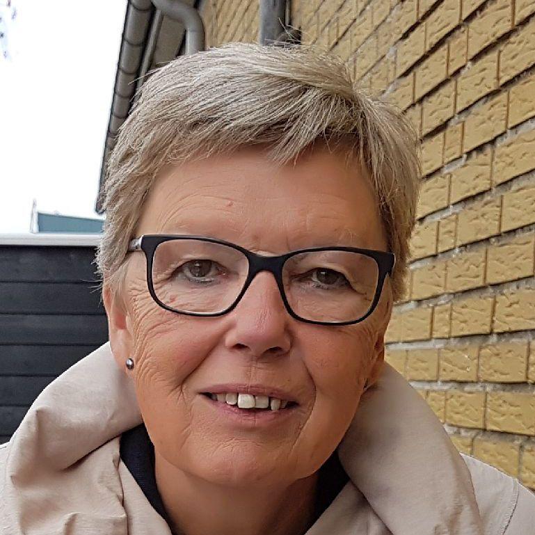 Profilbillede for Mariane Friis