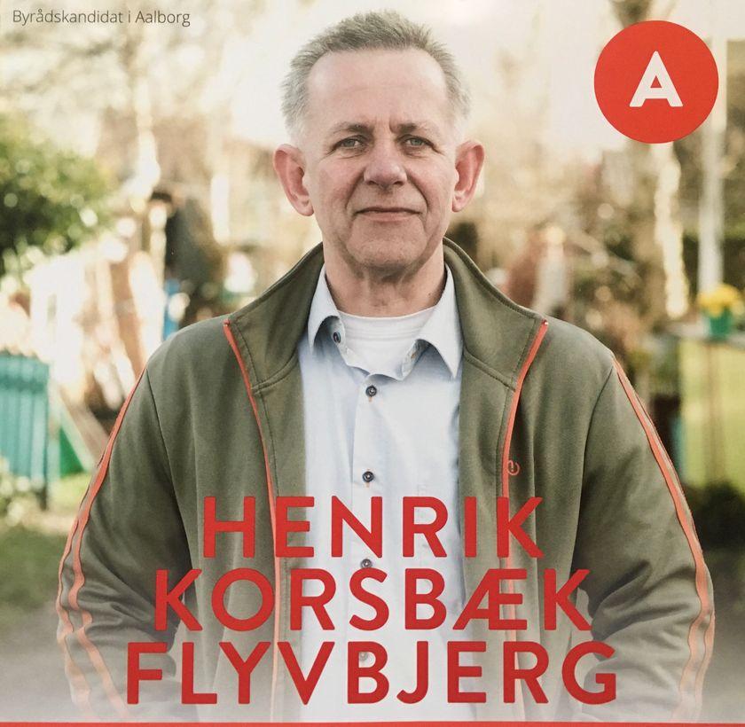 Henrik Korsbæk Flyvbjerg