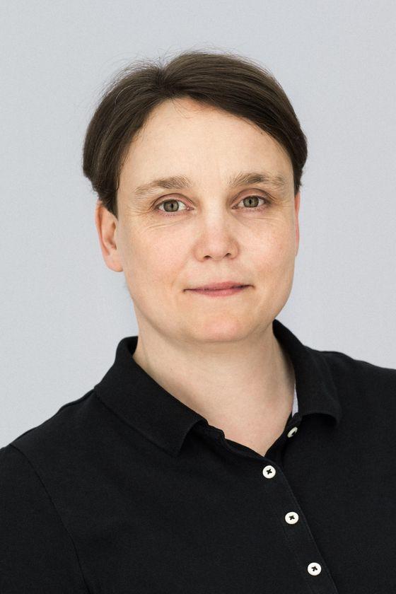 Portrætfoto af Susanne Wad Leth