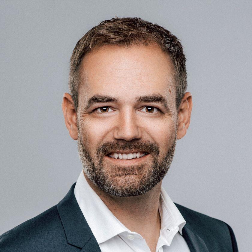 Portrætfoto af Jacob Bundsgaard