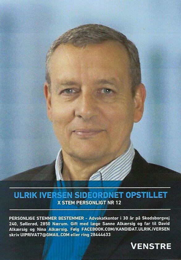 Profilbillede for Ulrik Iversen
