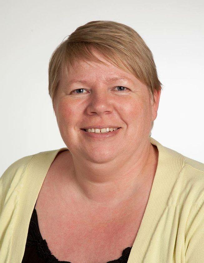 Portrætfoto af Lene Baggesø Fruerboel