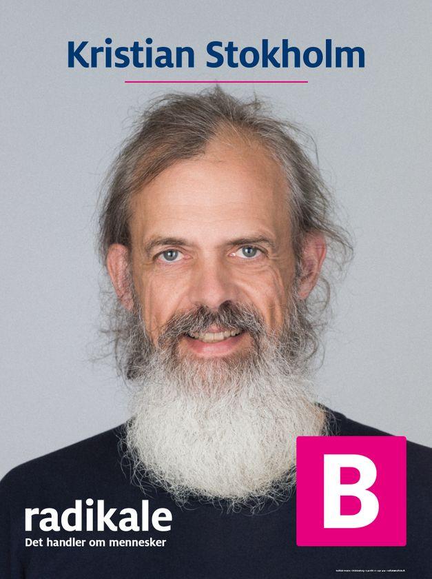 Kristian Stokholm