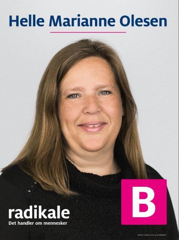 Helle Marianne Olesen