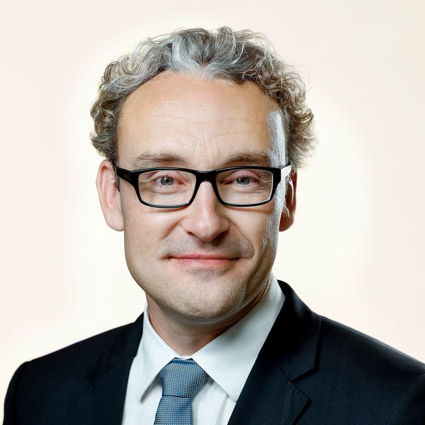 Portrætfoto af Ole Birk Olesen