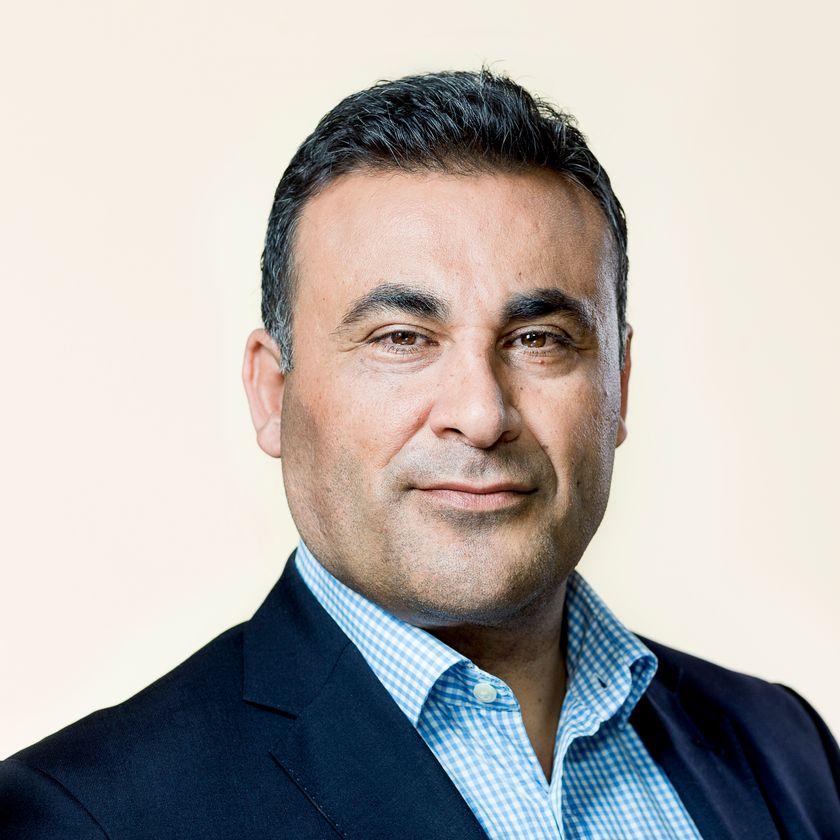 Profilbillede for Naser Khader