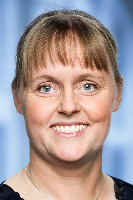 Portrætfoto af Lene Fallesen Ravn Rasmussen