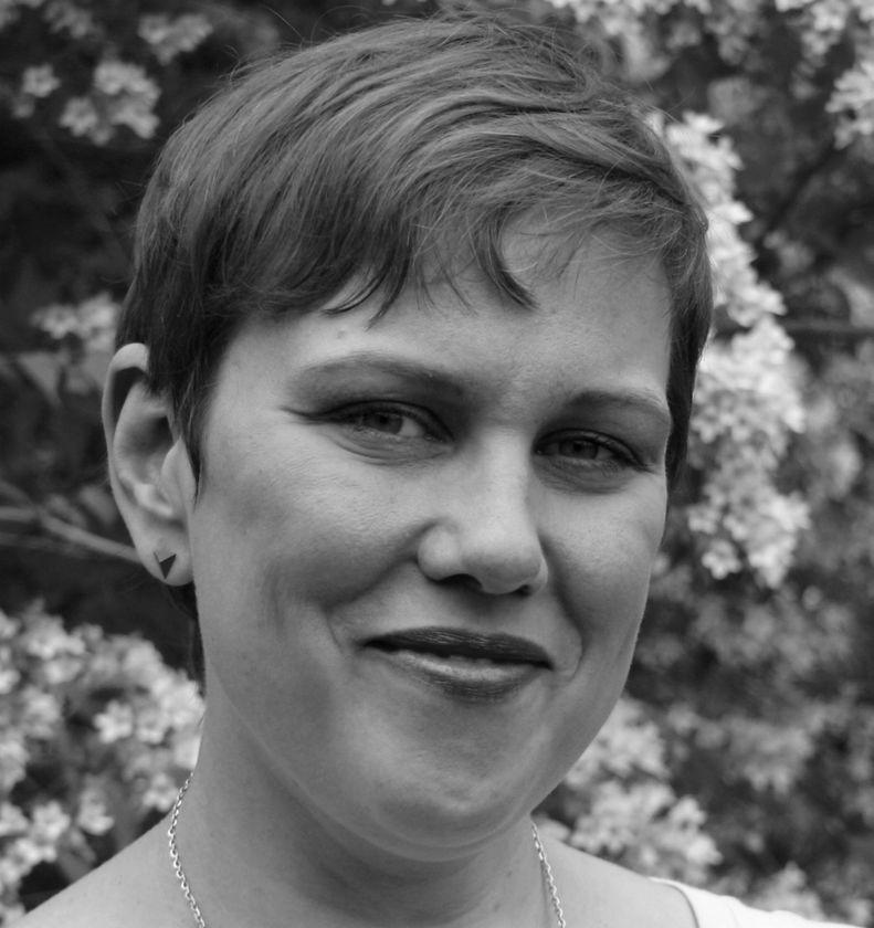 Portrætfoto af Ditte Madvig Evald