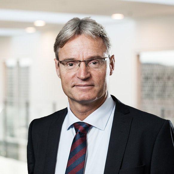 Portrætfoto af Per Bank