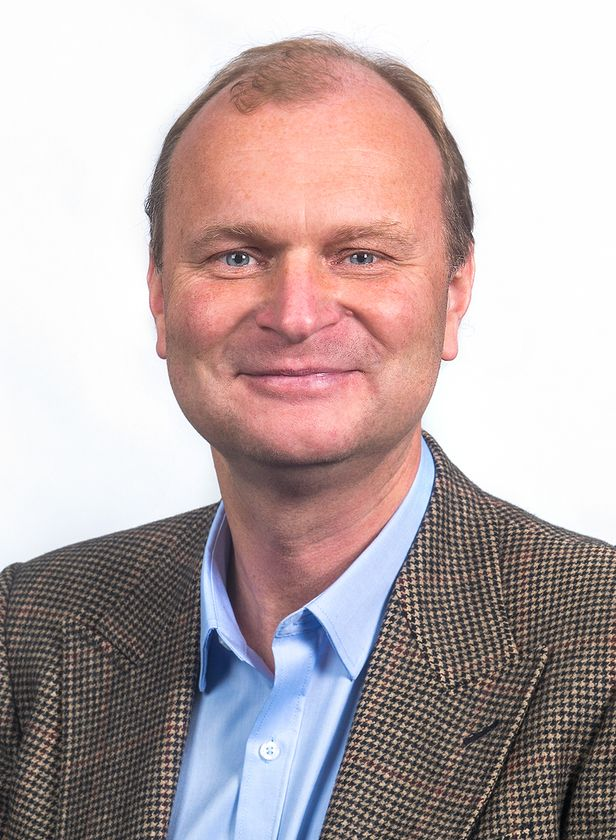 Portrætfoto af Lasse Bolander