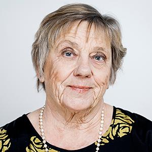 Portrætfoto af Leila Lindén